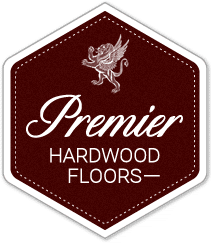 premier hardwood floors logo