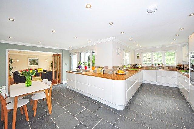 kitchen floor refinishing