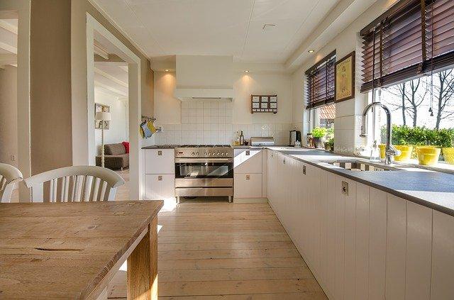 kitchen hardwood floor refinishing